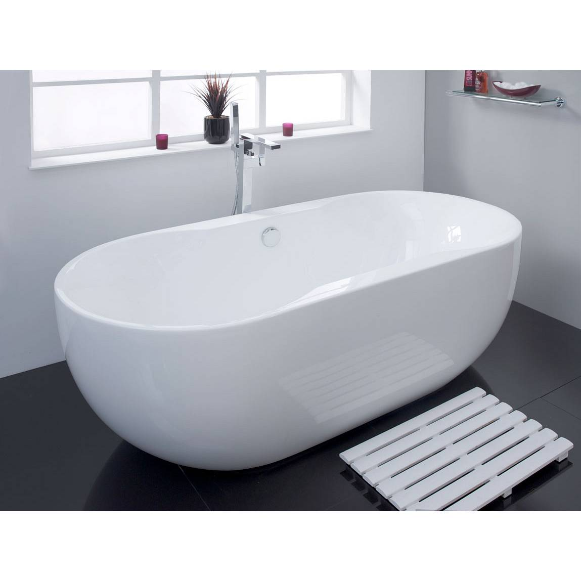 Can a salt bath a day keep weight away colette baron reid for What is the best bathtub
