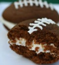 football cakes