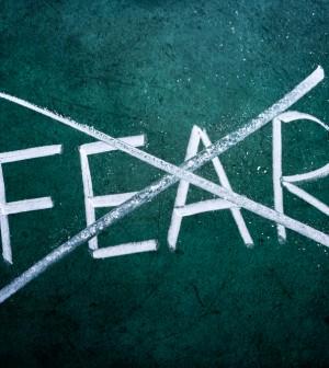 Strike THROUGH fear!