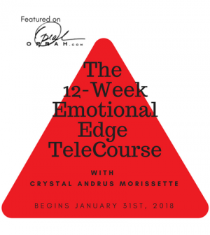 The 12-Week Emotional Edge TeleCourse 420 x 470