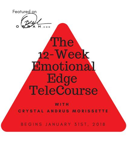 The 12-Week Emotional Edge TeleCourse 420 x 470
